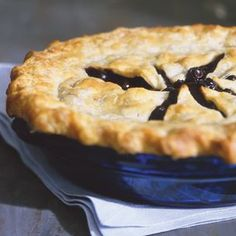 Blueberry pie #fruit #pie #dessert #blueberry
