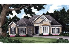 Vermont - Home Plans and House Plans by Frank Betz Associates