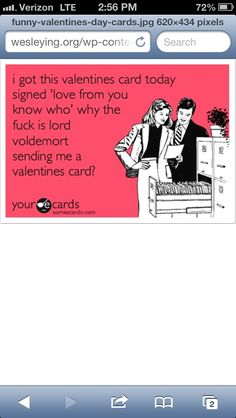 Best VDay card