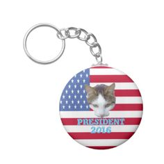 Shop for customizable President keychains on Zazzle. Buy a metal, acrylic, or wrist style keychain, or get different shapes like round or rectangle! Round Button, Different Shapes, Presidents, Personalized Items, Cats, Gatos, Kitty Cats, Cat, Kitty