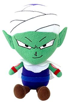 "BanDai Bandai DBZ Dragon Ball Kai Mini Plush Doll - 7"" Piccolo Plush Bandai http://smile.amazon.com/dp/B00L4VJ19K/ref=cm_sw_r_pi_dp_cLnswb0FC30JY"