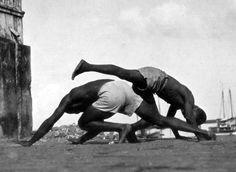Propostas dos mestres para a capoeira