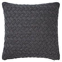 Buy John Lewis Knitted Waves Cushion Online at johnlewis.com