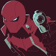 Dc Comics, Batman Comics, Nightwing, Batgirl, Comic Books Art, Comic Art, Comic Character, Character Design, Batman Red Hood