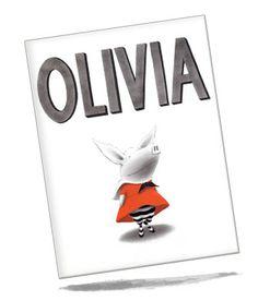Olivia the Pig themed birthday party!
