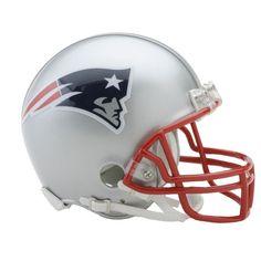 Riddell New England Patriots VSR4 Mini Football Helmet