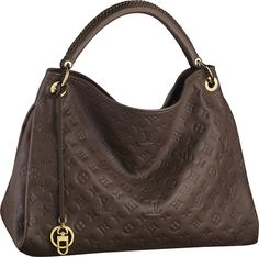 Louis Vuitton In Chocolate <3