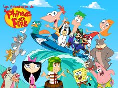 phineas and ferb - Google Search
