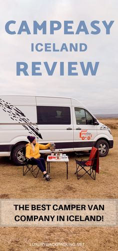 CampEasy Iceland Review: The Best Camper van Company in Iceland!
