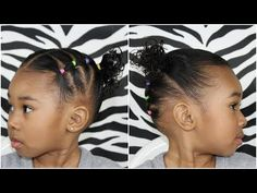 There are thousands of popular little girl hairstyles that you may want to learn and become familiar with. Kids School Hairstyles, Easy Hairstyles For Kids, Baby Girl Hairstyles, Girl Haircuts, Trendy Hairstyles, Braided Hairstyles, Toddler Hairstyles, Medium Hair Styles, Natural Hair Styles