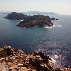 #illascies  Vivindo #Vigo  Illa Sur #riasbaixas