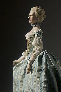 Archduchess Maria Antonia doll