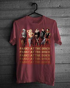 panic at the disco shirts - Google Search