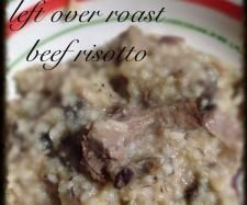 Recipe Left Over Roast Risotto by ThermieFanatic - Recipe of category Main dishes - meat