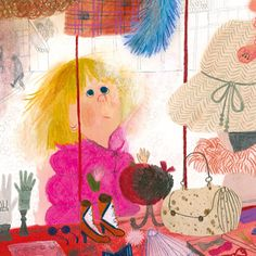 Picturebook Makers | Beatrice Alemagna