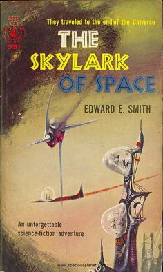 #vintage #sci-fi #pulp #books #covers