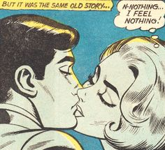 Falling in Love No. 36 August 1960