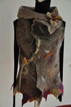 Dornröschen Filzunikate-Susanne Karg: Kleidung-felted clothes