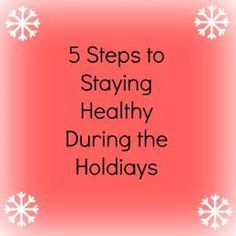 5 Simple Tips For A Healthy Holiday    -- Let's celebrates the holidays with healthy, organic and green choices, keep the stress balanced. READ MORE @ www.organic4greenlivings.com