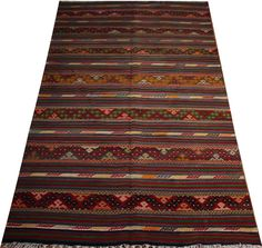 turkish kilim rug bohemian rug room decor home sweet by POCCARugs