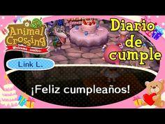 Mi cumpleaños! | Animal Crossing New Leaf Welcome Amiibo | DIARIO
