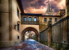 Parte antigua de Oviedo by Mariluz Rodriguez Alvarez on 500px