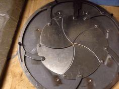 Steampunk lasien suojukset