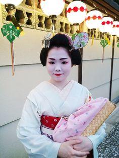 Sensu kanzashi