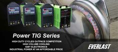 Avail high quality best TIG Welders from Everlast Welds at reasonable rates in Australia.