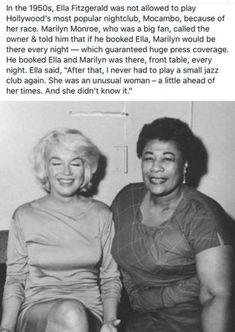 Maryln Monroe was good people. You are in the right place about American History facts Here we offer you the most beautiful pictures about the American History projects you are looking for. Black History Quotes, Black History Facts, Random History Facts, Strange History, Photographie Indie, Faith In Humanity Restored, Wtf Fun Facts, Badass Women, African American History