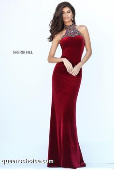 Sherri Hill Prom and Homecoming Dresses Sherri Hill 50744 Sherri Hill One Enchanted Evening - Designer Bridal, Pageant, Prom, Evening & Homecoming Gowns