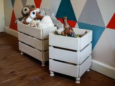 6x Plywood Kinderkamers : Plywood kinderkamers diy makeover woonkamer