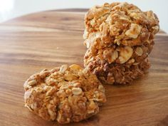 If you like Anzac Biscuits, then you are going to LOVE these Almond Anzac Biscuits - I'm kicking myself that it took me so long to make them!