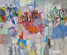 George Condois a contemporary artist that lives and works in New York. He has diverse waysof expressing himself as far as artis concerned, the main...