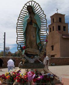 Santuario de Guadalupe, Santa Fe, New Mexico