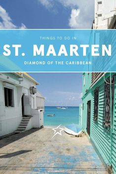 We share with you some of the best things to do in St. Maarten. #StMaarten #Caribbean