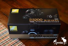 Moose's Nikon D3200 Tips & Tricks for Beginners