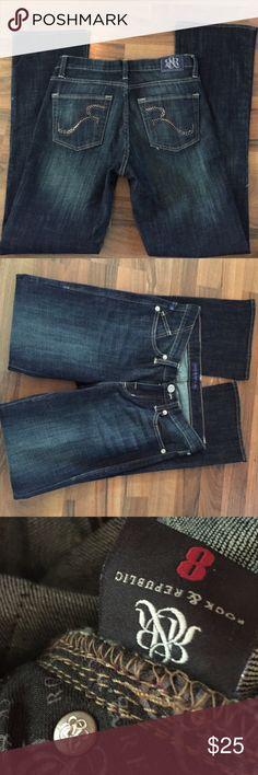 New rock & republic jeans New inseam 31 inches Rock & Republic Jeans Boot Cut