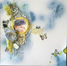 A Project by felicityw from our Scrapbooking Gallery originally submitted 12/04/11 at 07:09 PM