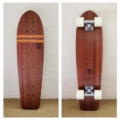 Handmade ecofriendly solid Australian by WorthySkateboards on Etsy