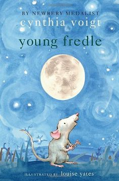 Battle of the books list: Young Fredle, by Cynthia Voigt