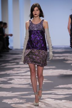 Vera Wang RTW Fall 2013 - Slideshow - Runway, Fashion Week, Reviews and Slideshows - WWD.com
