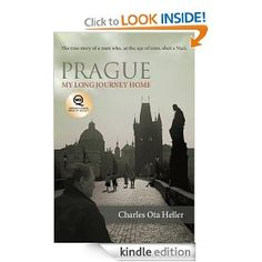 Holocaust survivor, Charles Heller, will discuss his memoir - Prague: My Long Journey Home - at the Echoes and Reflections professional development program on June 26th in Huntingtown, MD.     The book is a personal account of a long journey of persecution, of struggle and survival in Nazi- and Communist-controlled Czechoslovakia, and of eventual escape from tyranny to America.