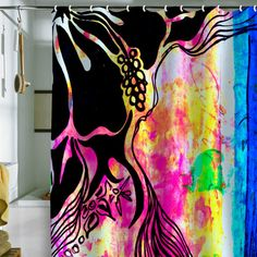 "Sophia Buddenhagen ""Dream Hawaii"" Shower Curtain"