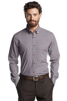 FLO Chemise à carreaux en coton - Esprit - 60€
