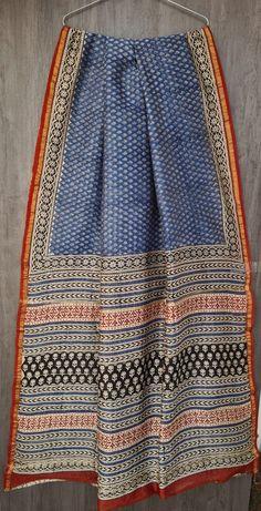 Chanderi Silk Saree, Cotton Sarees Online, Casual Saree, Printed Sarees, Party Wear Sarees, Saree Styles, Stylish, Bridal Sarees, Designer Sarees