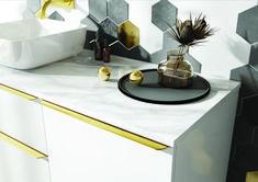 Meble łazienkowe/ bathroom furniture Lofty Collection Lofty, Design