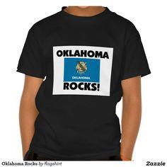 Oklahoma Rocks T Shirt