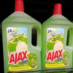 Ajax Fabuloso Apple Fresh 2L