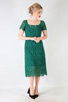 Gale Gigi Dress   Dress For Party   New Zealand Fashion   Annah Stretton Gigi Dress, Neckline Designs, Short Sleeves, Short Sleeve Dresses, Cotton Dresses, Mother Of The Bride, Hemline, Lace Dress, Party Dress